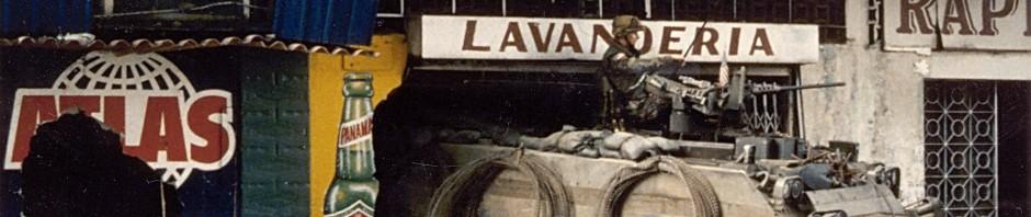 Invasion a Panamá, 20 de diciembre de 1989