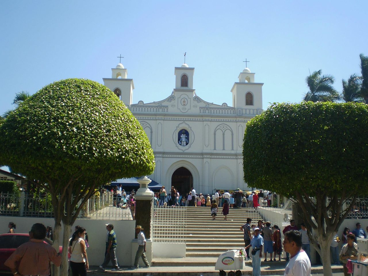 Ahuachapan, El Salvador