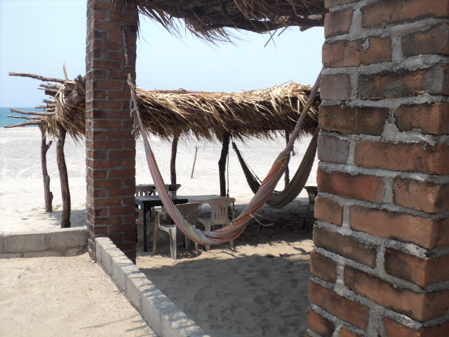 Playa Azul, Michoacán, México