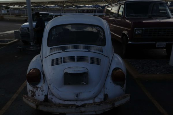 Volkswagen Beetles in Mexico