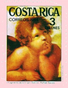 Sellos Postales de Costa Rica