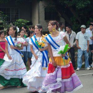 Fiestas Patrias en El Salvador