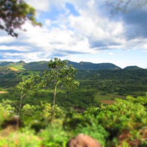 Mirador en Nuevo Gualcho, El Salvador