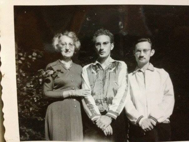 Marie Constanze Claude (Maman Colette), Pierre & Jacques Thomas